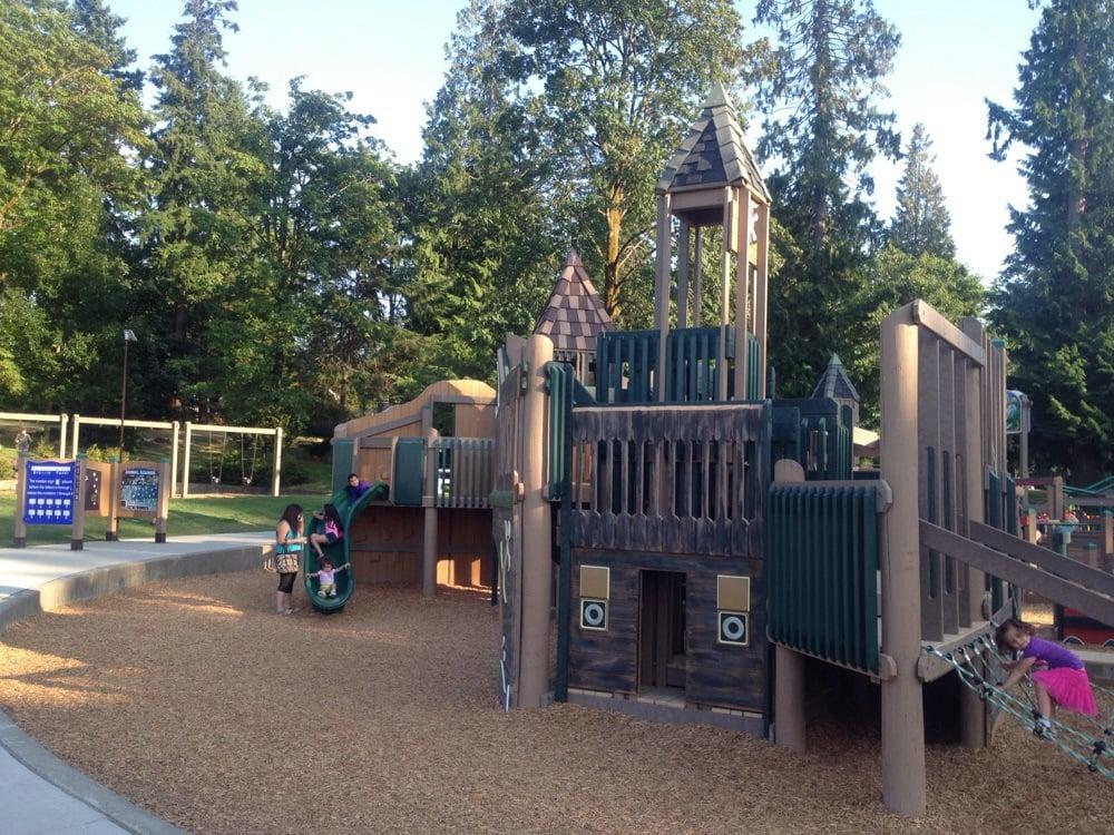 Steel Lake Park : New family funland yelp