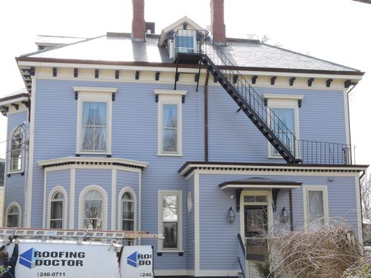 Roofing Doctor Roofing 12 Crown Ave Barrington Ri