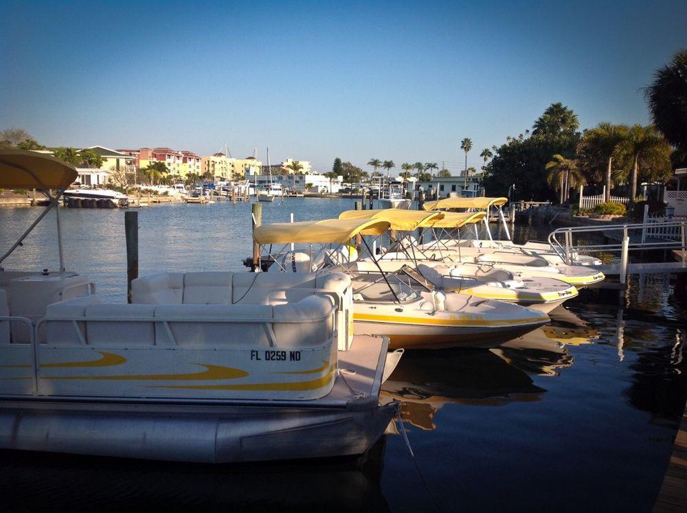 Treasure Island Boat Rentals: 11025 Gulf Blvd, Treasure Island, FL