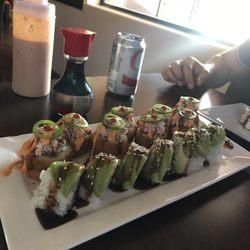 Photo Of Patio Sushi Cafe   San Luis, AZ, United States.