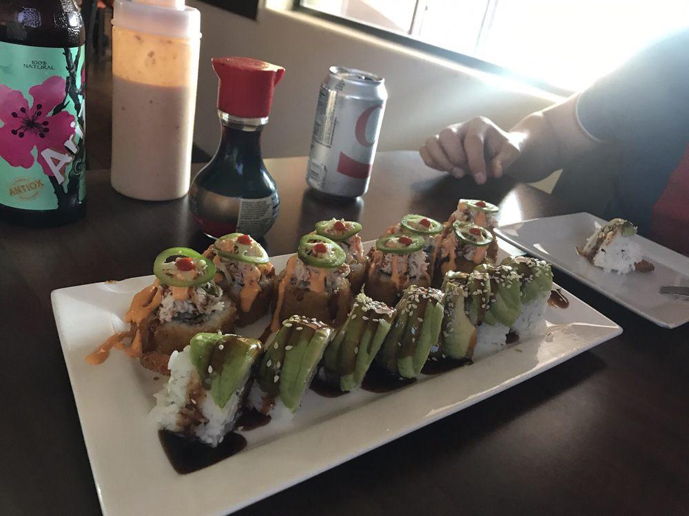 Patio Sushi Cafe: 616 N 4th Ave, San Luis, AZ