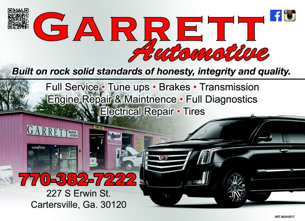 Garrett Automotive: 227 S Erwin St, Cartersville, GA