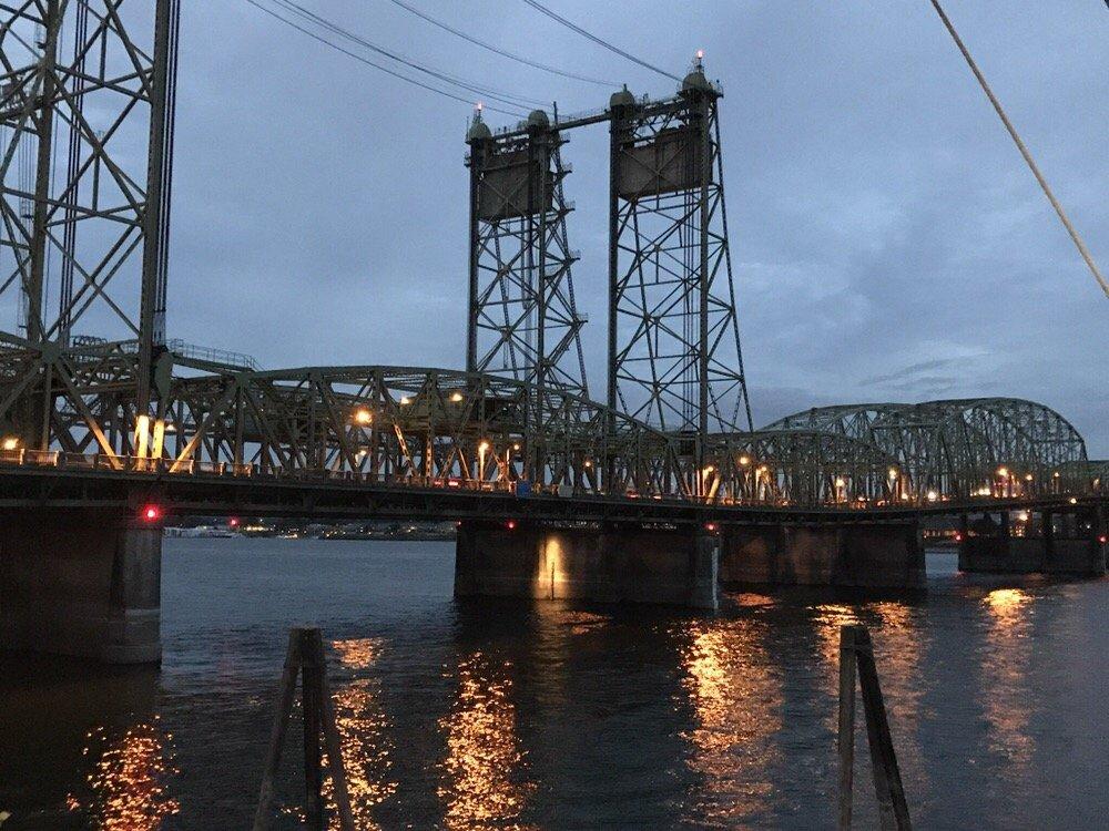 The Night View Of The Twinkling Bridge Yelp