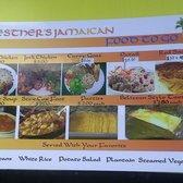 Esther S Jamaican Food
