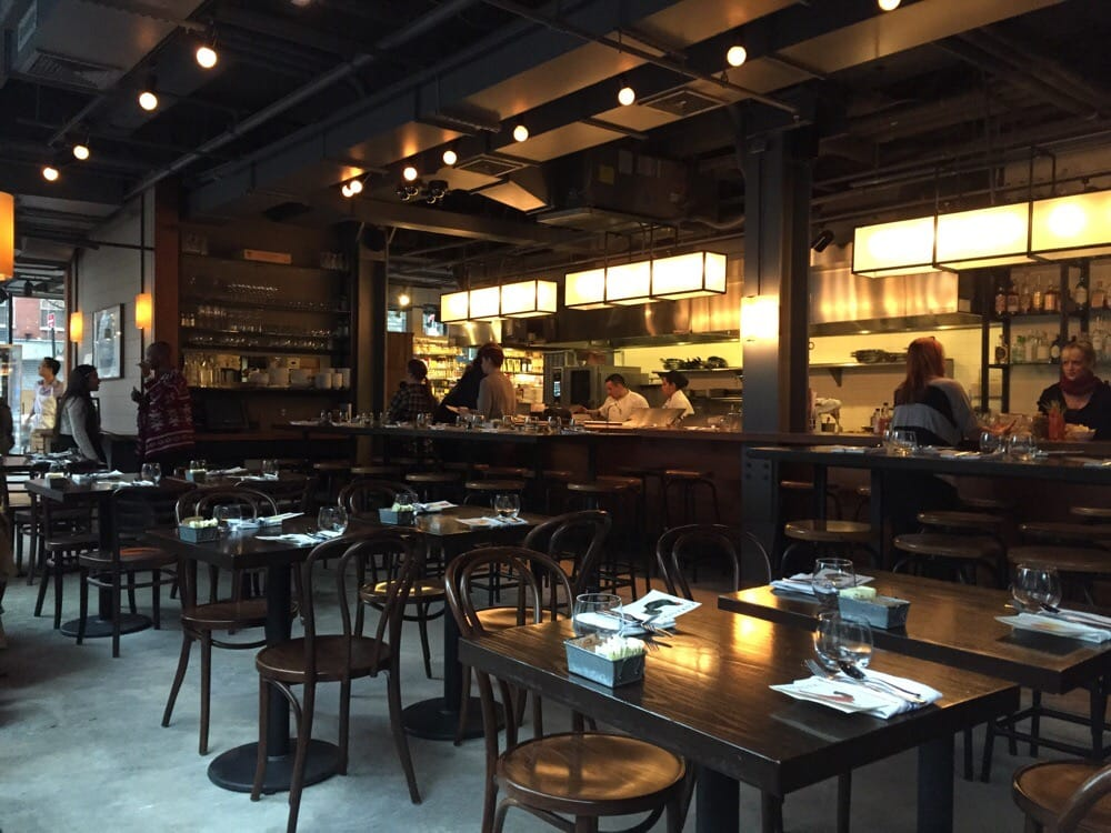 Foragers Table: 233 8th Ave, New York, NY
