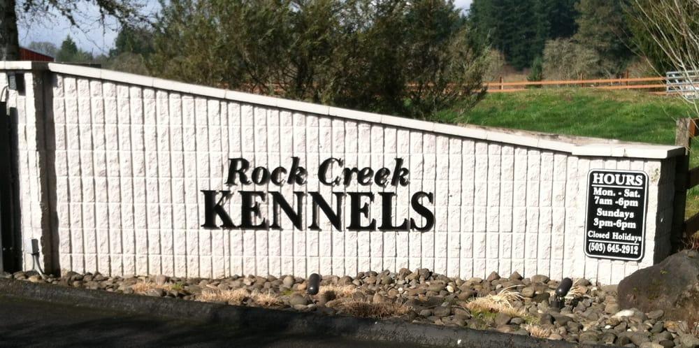 Rock Creek Kennels: 9735 NW Old Cornelius Pass Rd, Hillsboro, OR