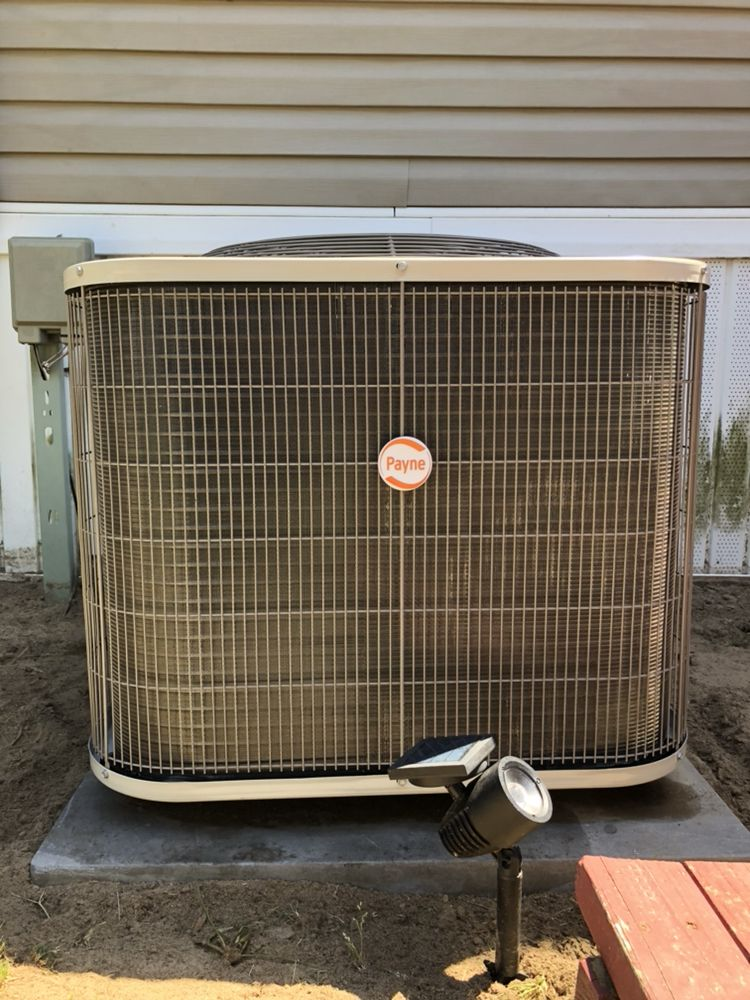 A/C Man Heating and Air: 1817 Geiberger Dr, Fayetteville, NC