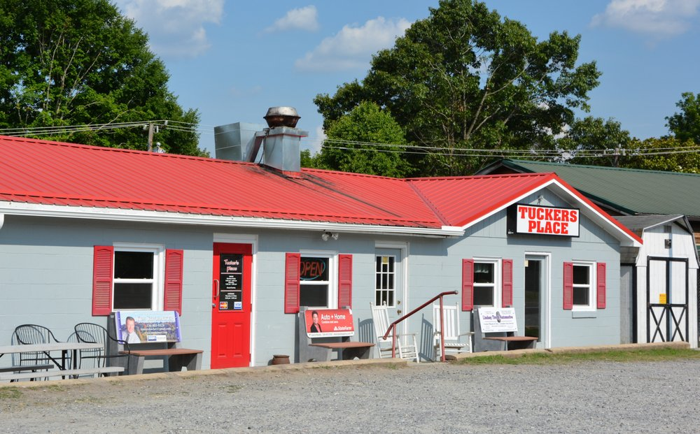 Tucker's Place: 1987 Nc Hwy 801 S, Advance, NC