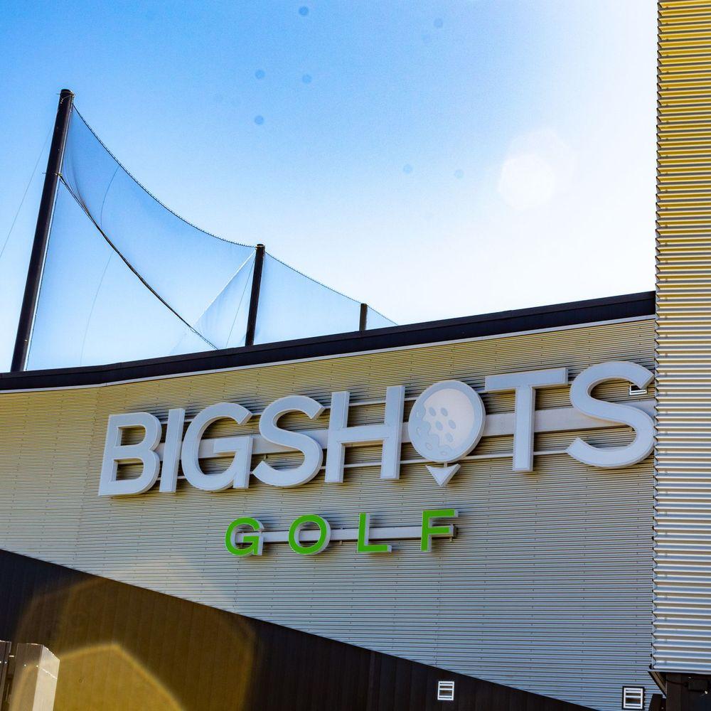 BigShots Golf: 15700 Golf View Dr, Fort Worth, TX