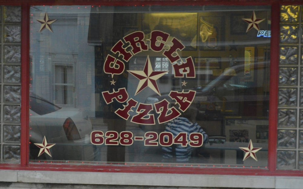 Circle Pizza of Greentown: 110 W Main St, Greentown, IN