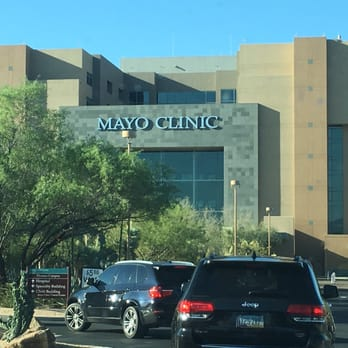 Mayo Clinic Emergency Room Az