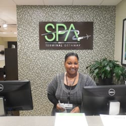 O'hare airport xpress spa