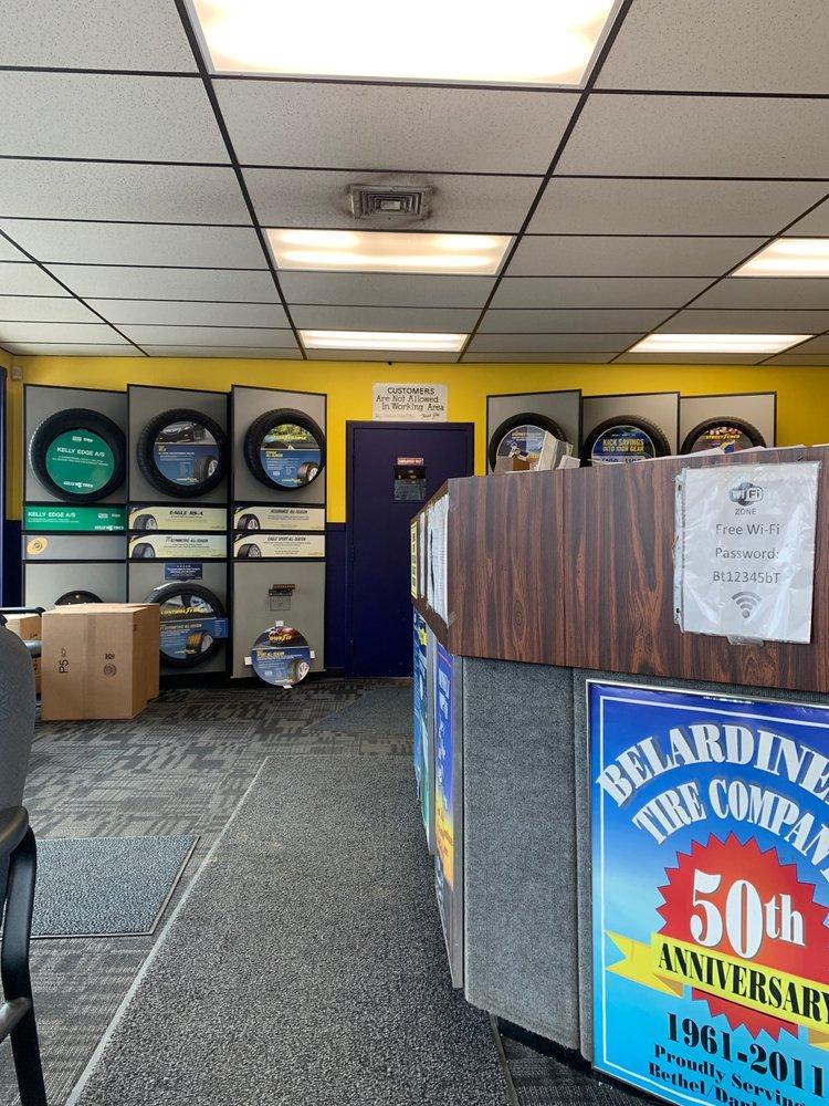 Belardinelli Tire Company: 7 Beach St, Bethel, CT