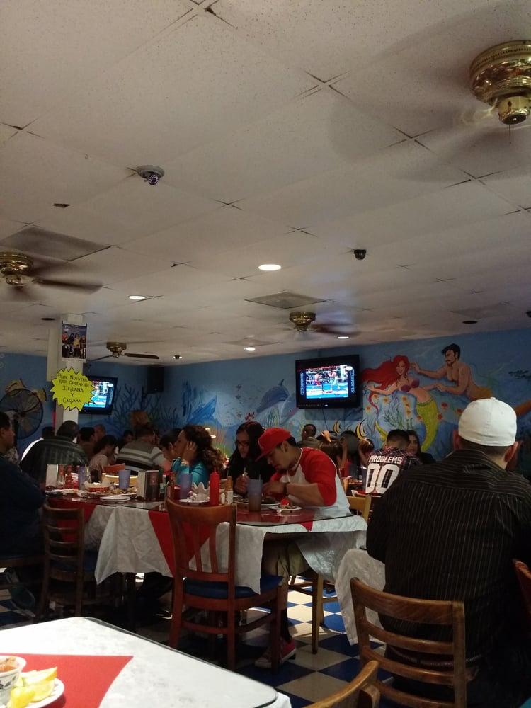 Ensenada Mexican Restaurant In Santa Ana