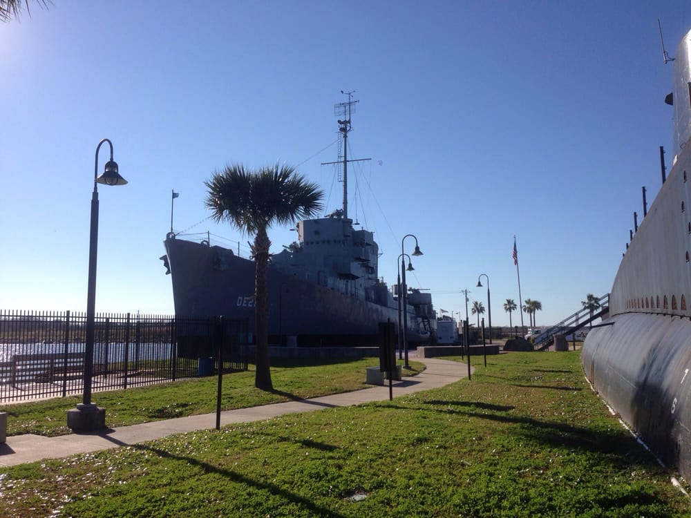 Photos for seawolf park yelp for Galveston fishing report seawolf park