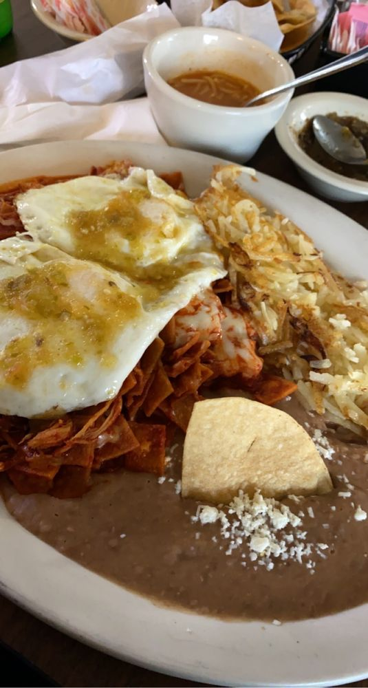 La Casita Restaurant: 2119 San Bernardo Ave, Laredo, TX