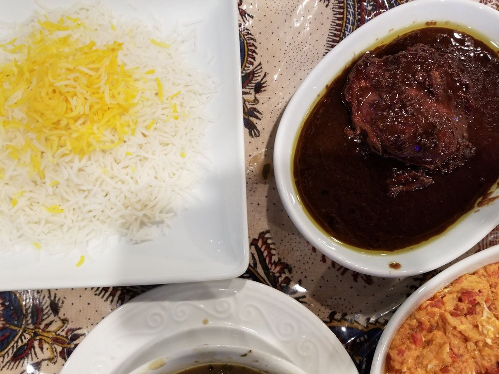 Caspian Restaurant & Catering: 4989 Cleveland Ave, Columbus, OH