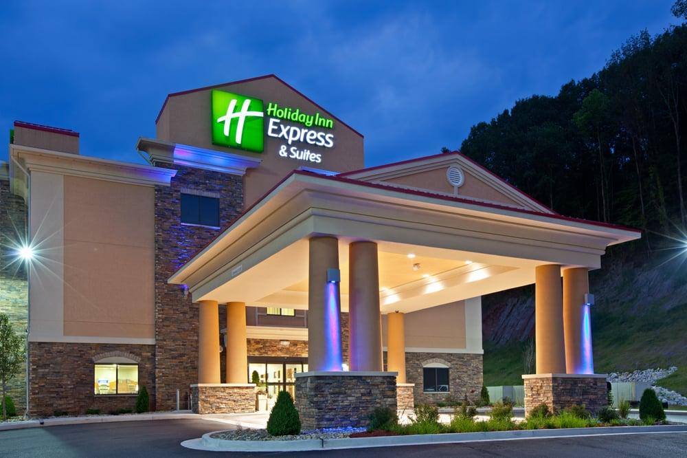 Holiday Inn Express & Suites Ripley: 110 Memorial Dr, Ripley, WV