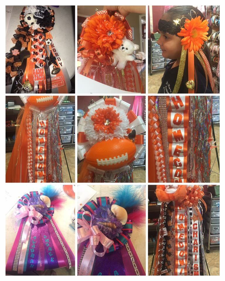 Photo Of Lydu0027s Trevinos Flowers   Beeville, TX, United States. Homecoming  Mums U0026