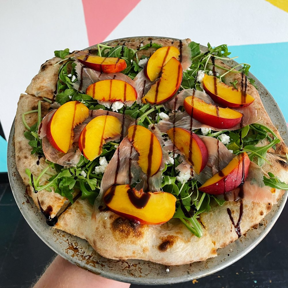 Kainos Coffee & Pizza: 418 E 2nd St, The Dalles, OR