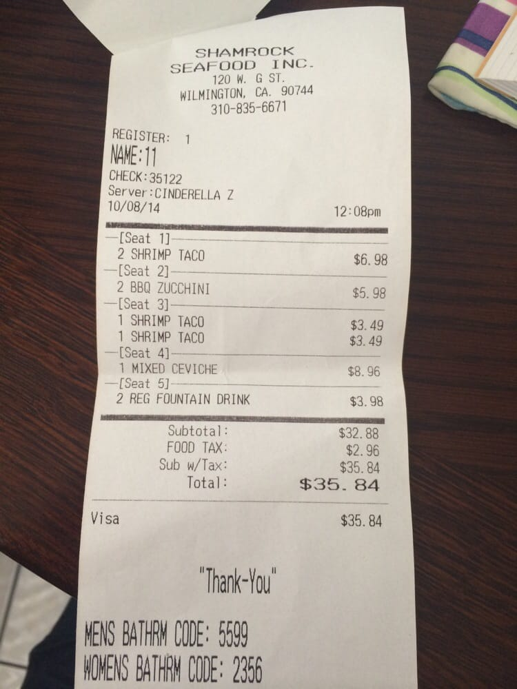 Price for 3 people yelp for San pedro fish market prices