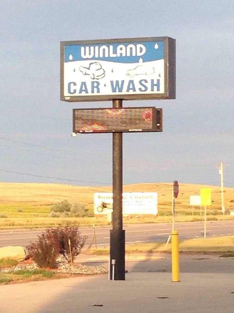 Winland Car Wash: 5834 S Winland Dr, Gillette, WY