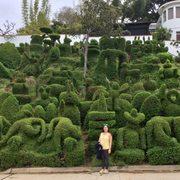 Edna Scissorhands Photo Of Harperu0027s Topiary Garden   San Diego, CA, United  States.