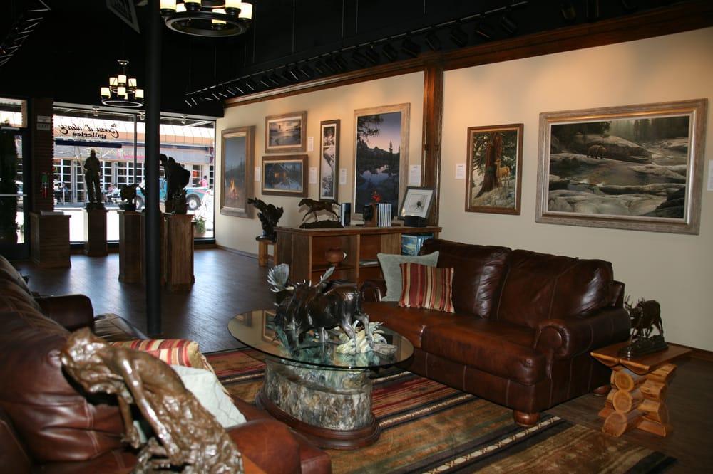 Coeur d'Alene Galleries: 213 E Sherman Ave, Coeur D Alene, ID