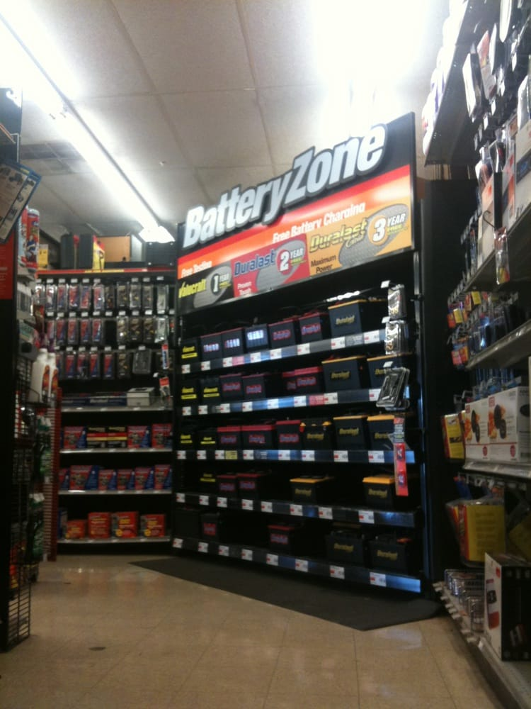Autozone Auto Parts Amp Supplies 2898 Thousand Oaks Dr