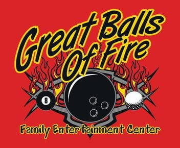 Great Balls of Fire - Family Entertainment Center: 3003 Elk Rd, McAlester, OK