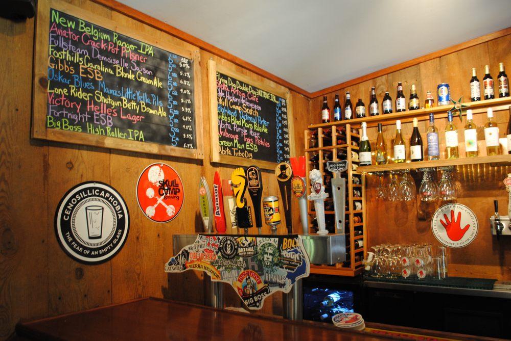Green Heron Ale House: 1110 Flinchum Rd, Danbury, NC