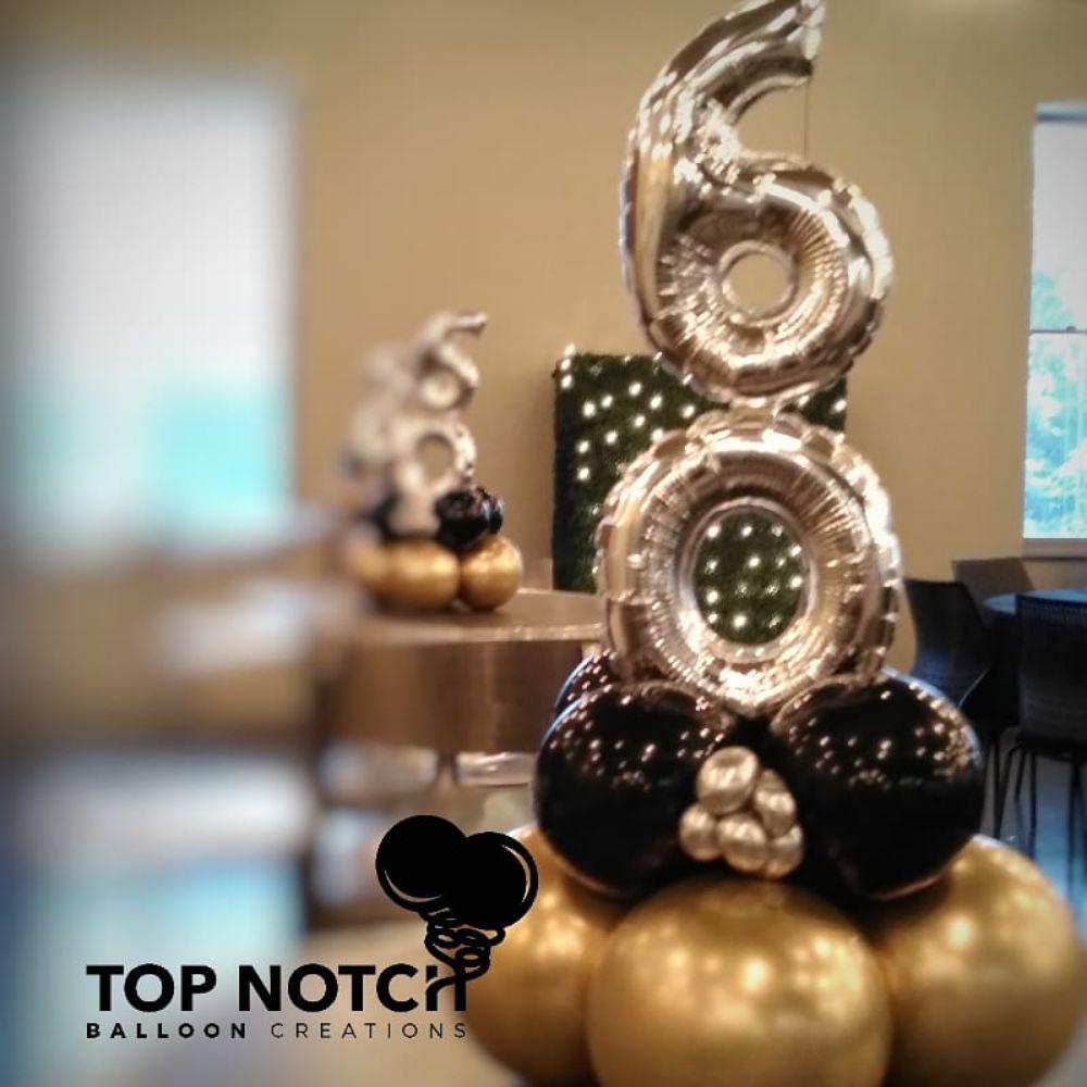 Top Notch Balloon Creations: 455 E Cady, Northville, MI