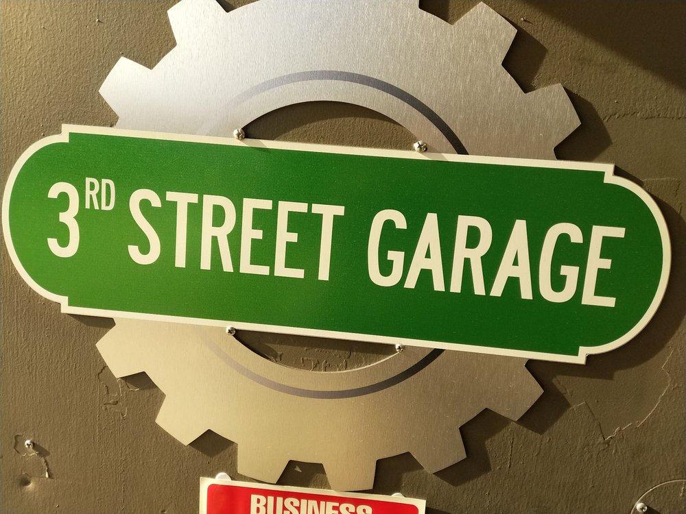 3rd Street Garage
