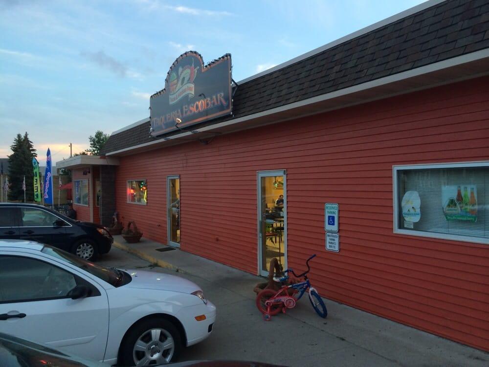 Taqueria Escobar: 100 N Broadway, Pelican Rapids, MN