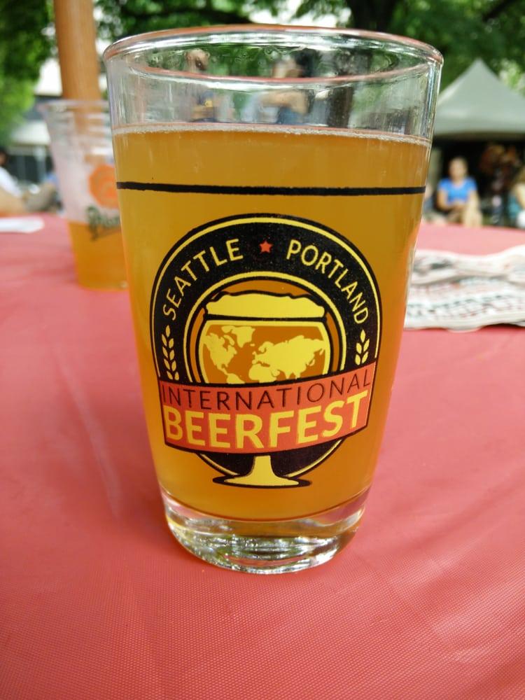 Portland International Beerfest
