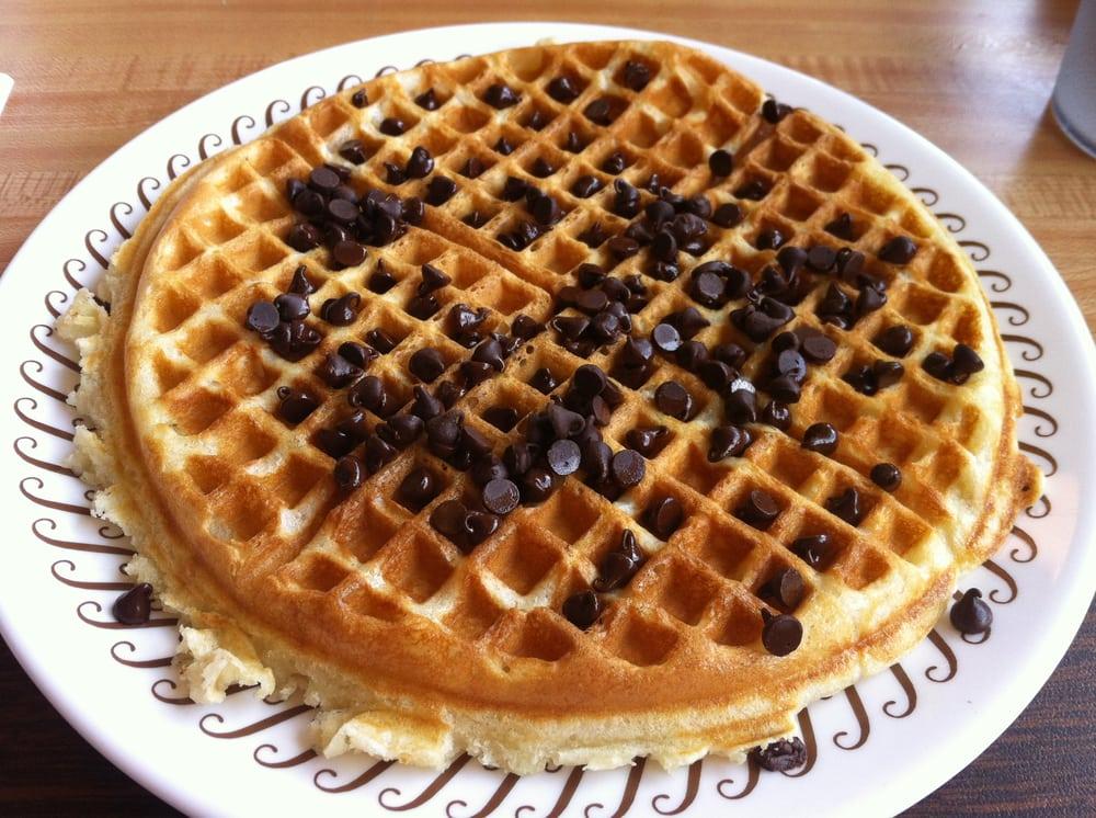... Waffle House - Myrtle Beach, SC, United States. Chocolate Chip Waffle
