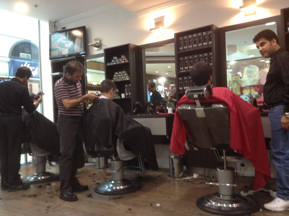 Barber Shop Closest To Me : Kamil?s Barber Shop - Barbers - Carillon City Arcade, Perth City ...