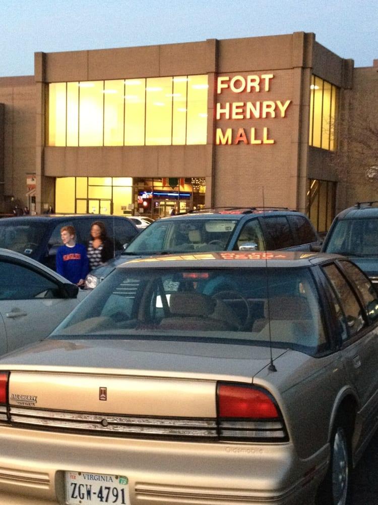 Fort Henry Mall: 2101 Fort Henry Dr, Kingsport, TN