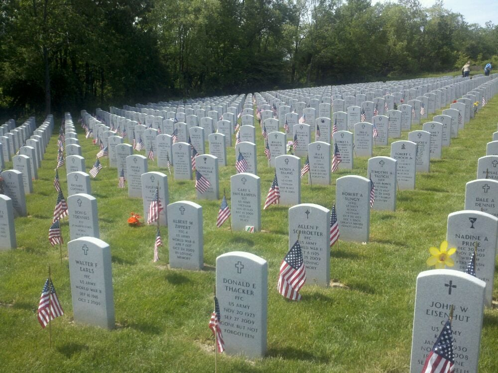Ohio Western Reserve National Cemetery: 10175 Rawiga Rd, Seville, OH