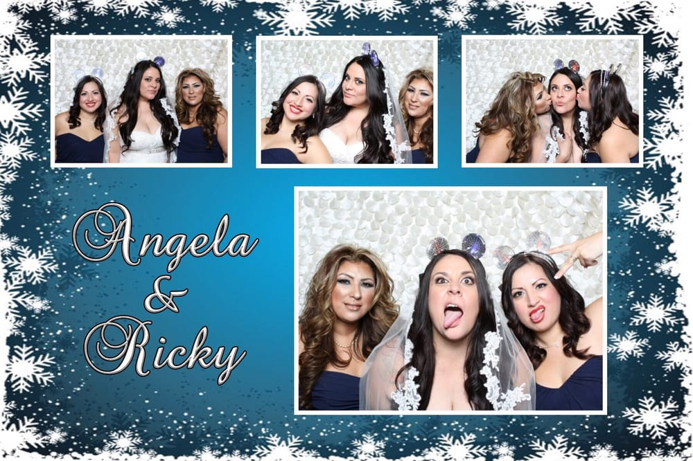 Photo Booth Custom Layout Personalized By Our In House Design Team