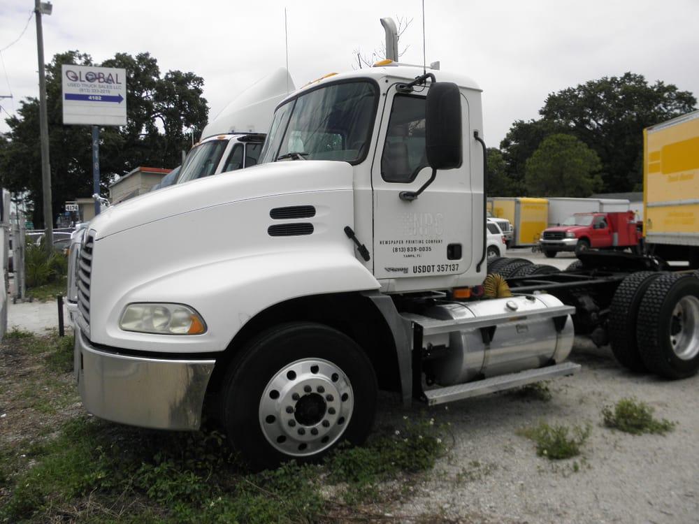 Single Axle Semi Tractors : International trucks navistar ihc freightliner mack