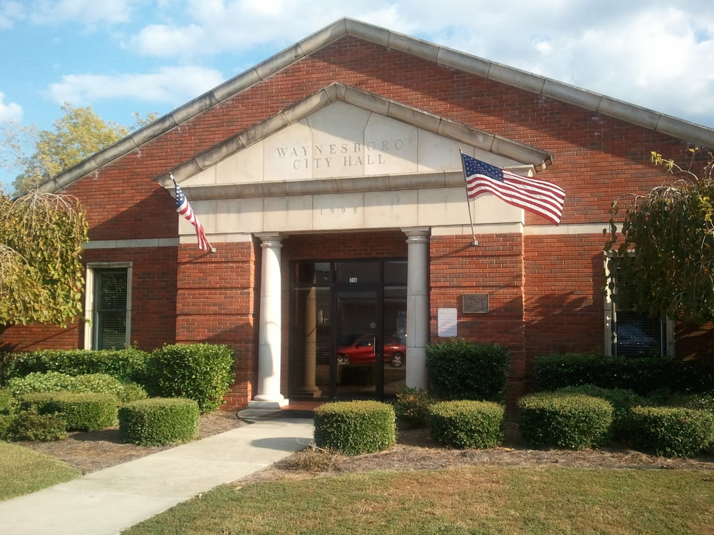 Waynesboro City Hall: 714 Wayne St, Waynesboro, MS
