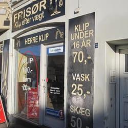 frisør nørrebro station