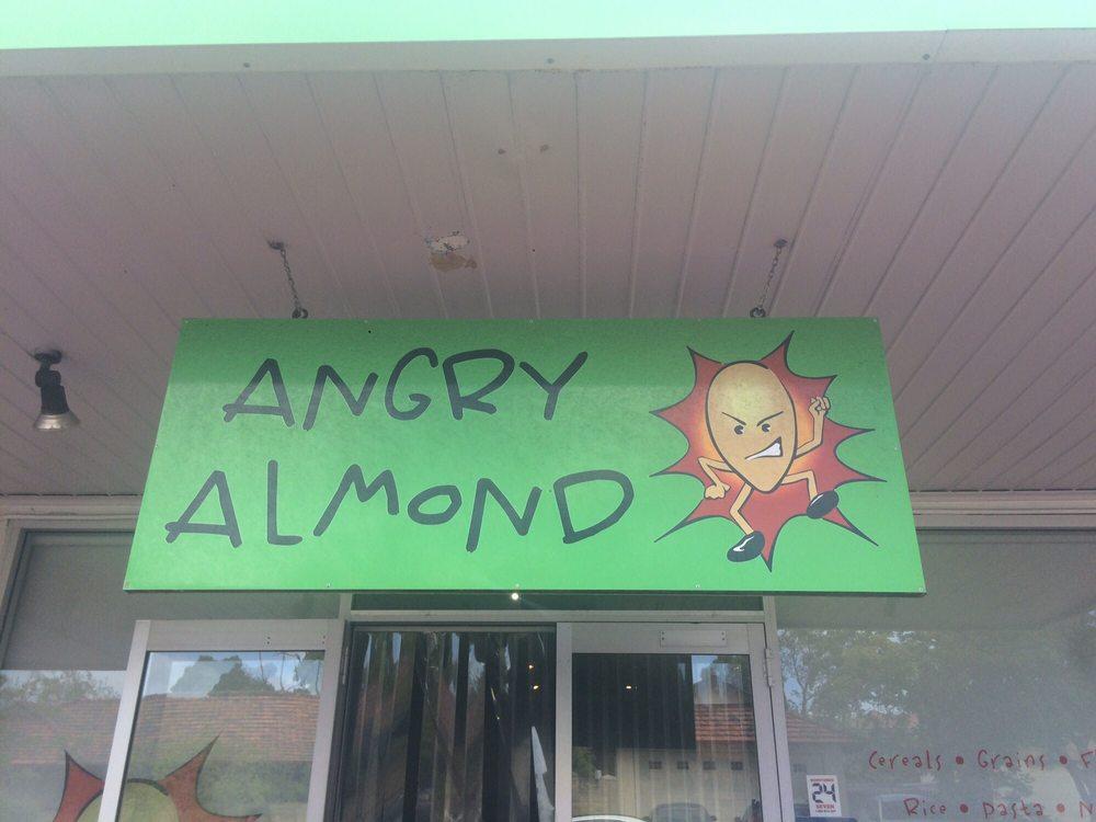 Angry Almond