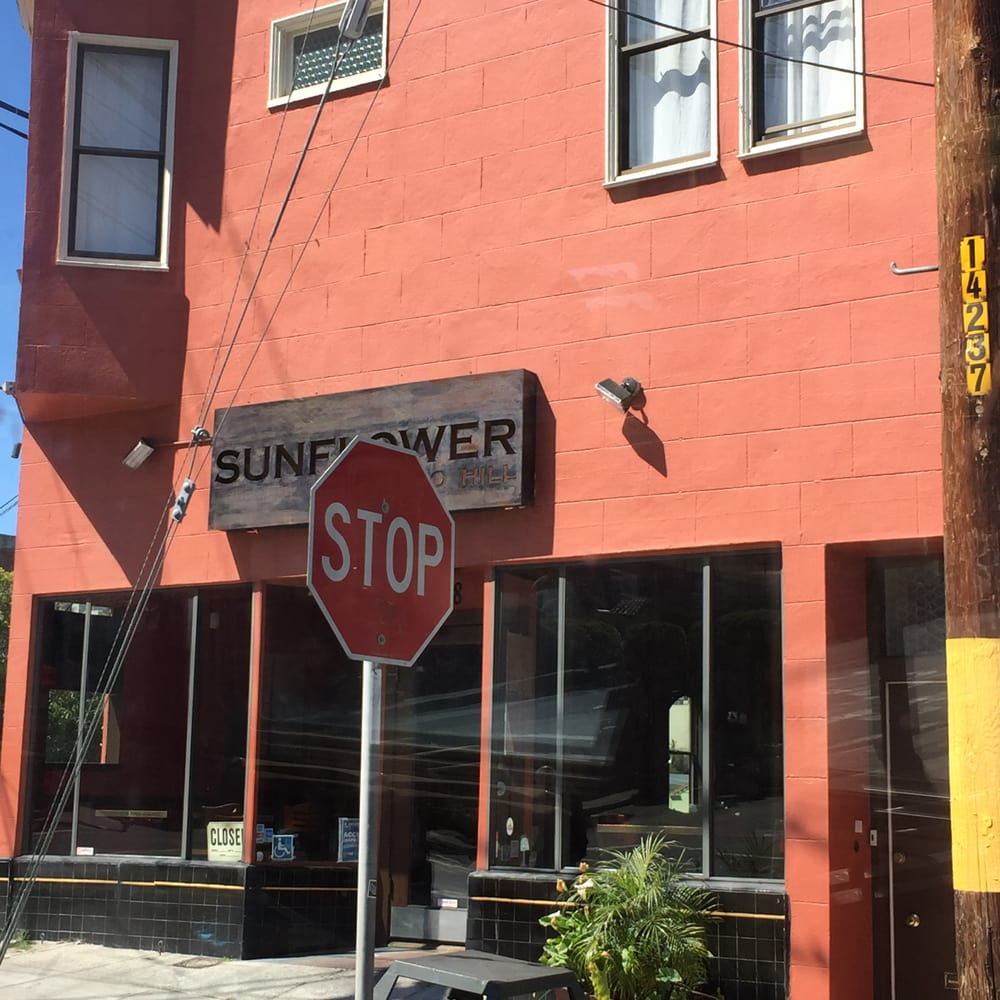 Sunflower Vietnamese Restaurant San Francisco Ca