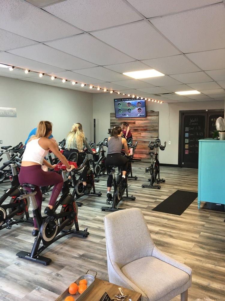 Rhythm Cycling Studio: 108 Kegman Rd W, Chesapeake, VA