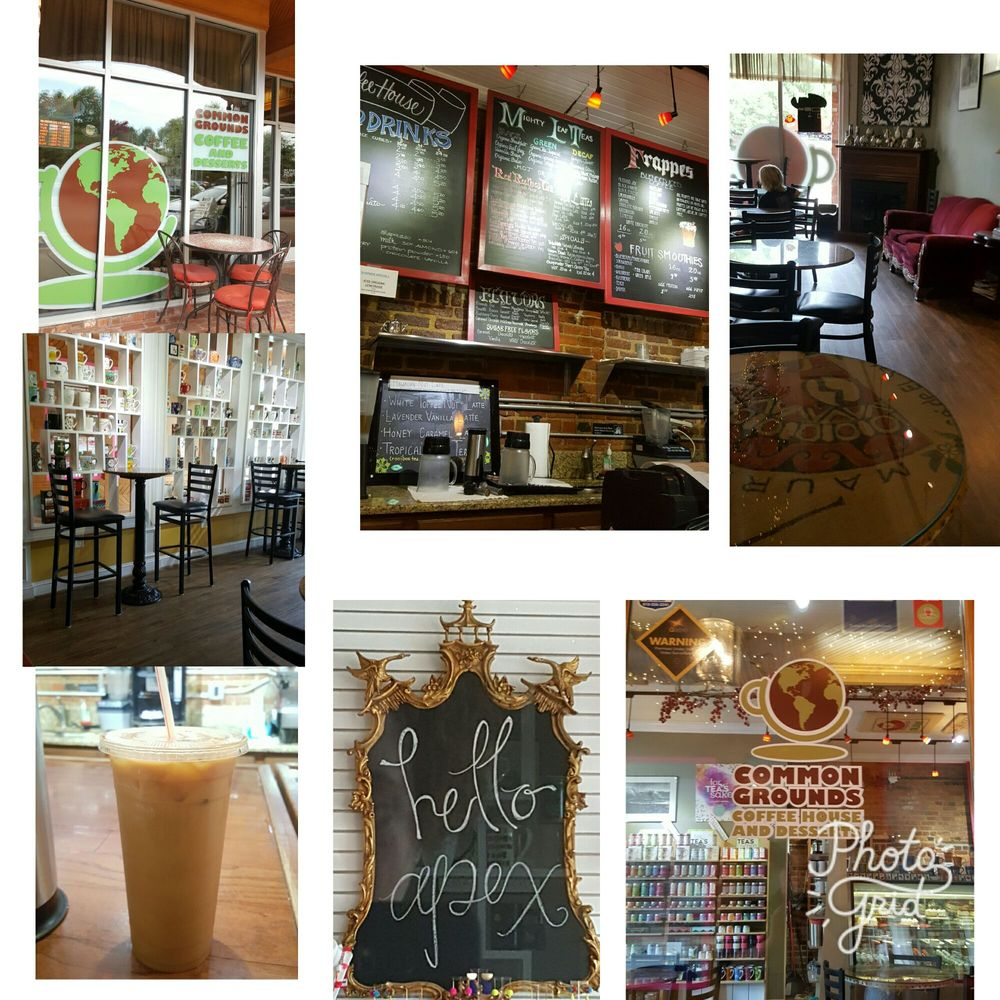 Common Grounds Coffee House & Desserts