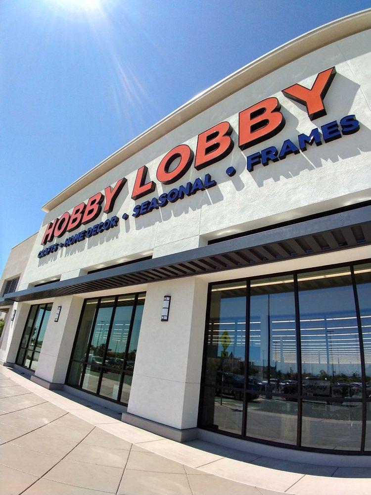 Hobby Lobby: 8218 Delta Shores Cir S, Sacramento, CA