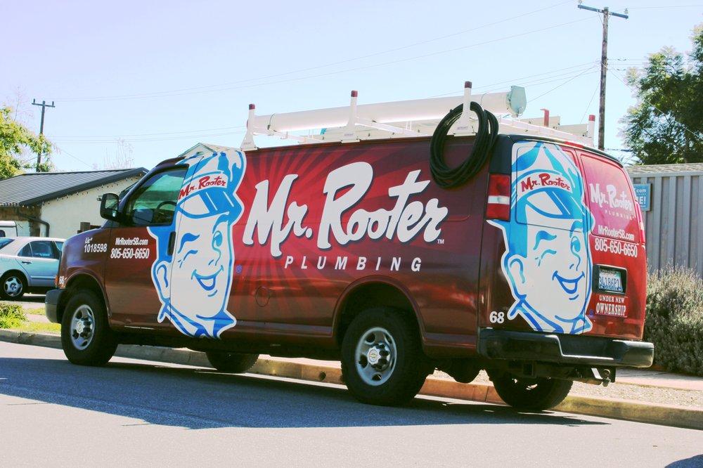 Photo Of Mr Rooter Plumbing Santa Barbara County Ca
