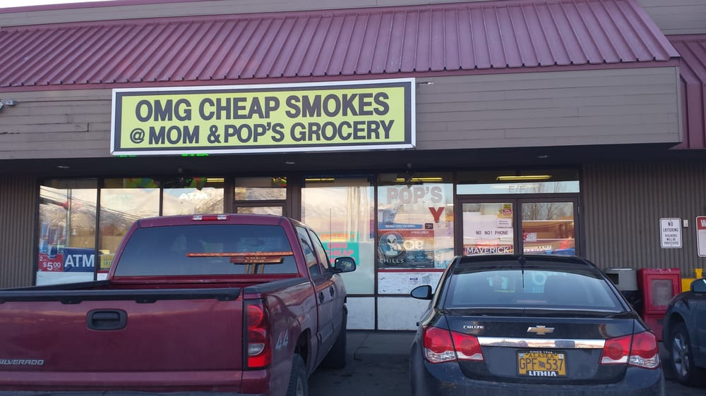 Mom & Pop's Grocery: 6307 Debarr Rd, Anchorage, AK